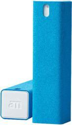 AM Lab Spray zestaw do czyszczenia ekranu 2w1, 37.5ml, niebieski (85515-12)
