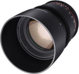 Obiektyw Samyang 85mm f/1.5 VDSLR II Canon (F1313001101)