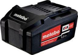 Metabo METABO AKUMULATOR 18V 5,2Ah Li-Power