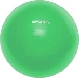 Spokey Piłka gimnastyczna Fitball 65cm zielona