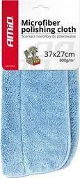 AMiO Ścierka, ręcznik do polerowania z mikrofibry 37x27cm 800g/m2