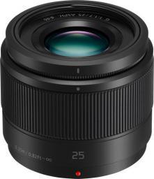 Obiektyw Panasonic Lumix G 25mm f/1.7 (H-H025E-K)