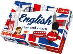 Trefl Gra English Play and Learn (01049)