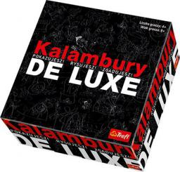 Trefl Gra planszowa Kalambury De Luxe  (01016)
