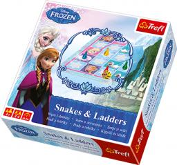 Trefl Węże i drabiny - Kraina Lodu (01206)