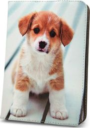 "Etui na tablet TelForceOne Cute Puppy 7-8"""