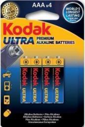 Kodak Bateria Ultra AAA / R03 4szt.
