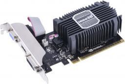 Karta graficzna Inno3D GeForce GT 730 1GB DDR3 (64 bit) D-Sub, DVI, HDMI (N730-1SDV-D3BX)