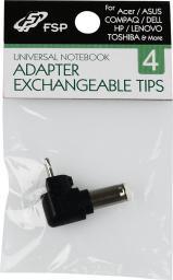 FSP/Fortron Końcówka do zasilacza do notebooków Acer/Asus/Compaq (4AP0019601GP)