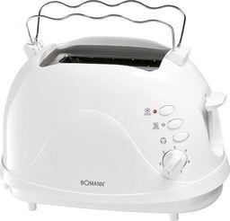 Toster Bomann Bomann TA 246 CB, toaster(white)