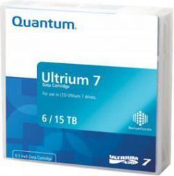 Taśma Quantum LTO 7, Ultrium 7, 6/15TB (MR-L7MQN-01)