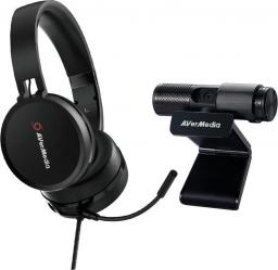 Kamera internetowa AVerMedia Video Conference Kit 317 (61BO317000AP)