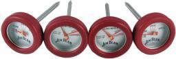 Jim Beam Zestaw termometrów do mięsa 4 sztuki JB0134 (700544)