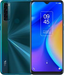 Smartfon TCL 20 SE 64 GB Dual SIM Zielony  (T671HG)
