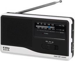 Radio Eltra Asia białe