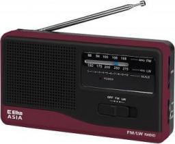 Radio Eltra Asia czarne