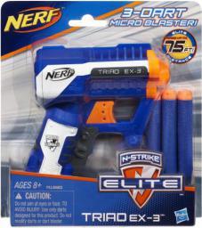Nerf Triad EX3 Elite WB4 - (A1690)