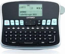 Drukarka etykiet Dymo LabelManager 360D 6, 9, 12, 19 mm (S0879520)