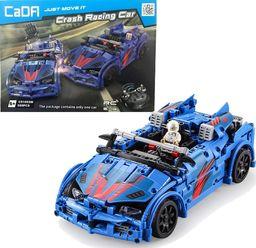 Cada zestaw klocków konstrukcyjnych Crash Racing Car (14071)
