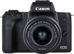 Aparat Canon EOS M50 + 15-45mm f/3.5-6.3 IS STM