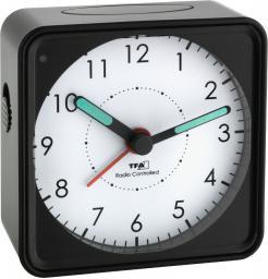 TFA 60.1510.01 Picco Alarm Clock Czarny