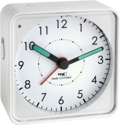 TFA 60.1510.02 Picco Alarm Clock Biały