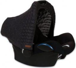 Babys Only Daszek wymienny na fotelik samochodowy 0+, ciemny szary (BSO0465624)