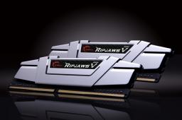 Pamięć G.Skill Ripjaws V, DDR4, 16 GB,2666MHz, CL15 (F4-2666C15D-16GVS)