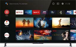 Telewizor TCL 50C725 QLED 50'' 4K Ultra HD Android