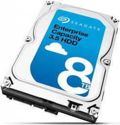 Dysk serwerowy Seagate Enterprise Capacity HDD 8TB 3.5'' 7200 SAS-1 (ST8000NM0075)