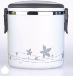 Promis Pojemnik obiadowy biały 1,8L (TM180)