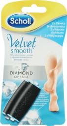 Scholl Rolki wymienne do Velvet Smooth drobnoziarniste 2szt. (8122199)
