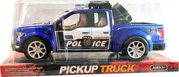 Smily Play Policja Niebieski Pickup truck 27 cm samochód radiowóz policyjny