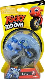 Tomy Ricky Zoom figurka z bajki: Motocykl Loop