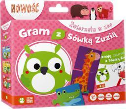Zielona Sowa Gram z Sówką Zuzią, Zwierzęta (3716)