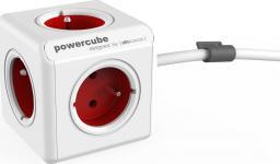 PowerCube Przedłużacz Extended 3m czerwony (2304/FREXPC)