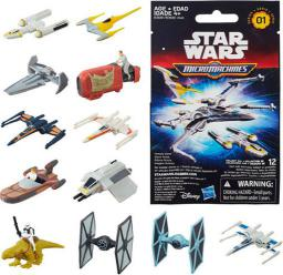 Hasbro Star Wars Mini pojazdy - (B3680)