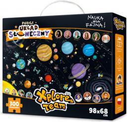 Czuczu Puzzle 300 - Xplore Team Układ Słoneczny (6528)
