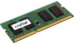 Pamięć do laptopa Crucial DDR3L SODIMM 8GB 1600MHz CL11 (CT102472BF160B)