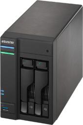 Serwer plików Asustor AS6202T  (90IX00I1-BW3S10)