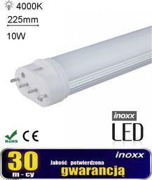 Świetlówka kompaktowa Nvox 2G11 10W (V31AC-INOXX OL2G11 4000K 10W FST)