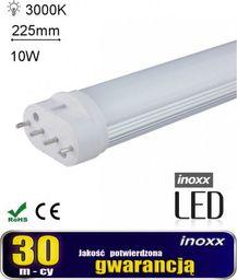 Świetlówka kompaktowa Nvox 2G11 10W (V31AC-INOXX OL2G11 3000K 10W FST)