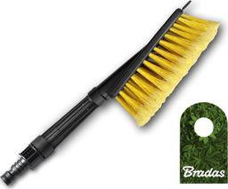Bradas Szczotka 2-funkcyjna z dyszą, z przyłączem do wody BRADAS 8795