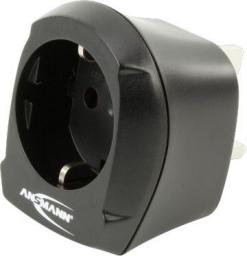 Ansmann Adapter podróżny EU na UK 1250-0001