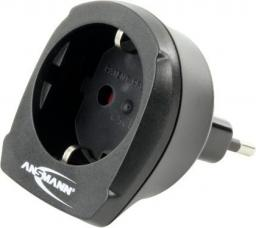 Ansmann Adapter podróżny EU na IT 1250-0005