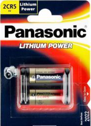 Panasonic Bateria Lithium Power 2CR5 1400mAh 1szt.