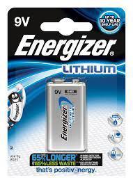 Energizer Bateria Ultimate 9V Block 1szt.