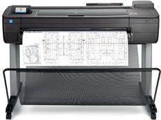 Ploter HP DesignJet T730 (F9A29A#B19)