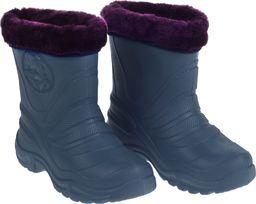 KALOSZE botki pantofle DZIECIĘCE z wkładką R. 34