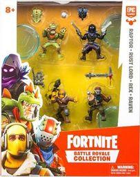 Epic Games Fortnite zestaw figurki kolekcjonerskie 4 pack